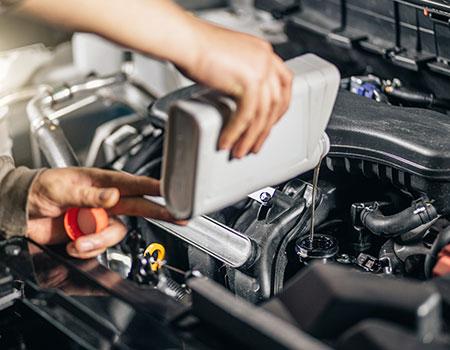 Oil Changes / Maintenance